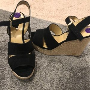 Michael Kors summer wedges